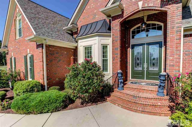 48 Banbury Court, Garner, NC 27529 (#2343173) :: Triangle Top Choice Realty, LLC