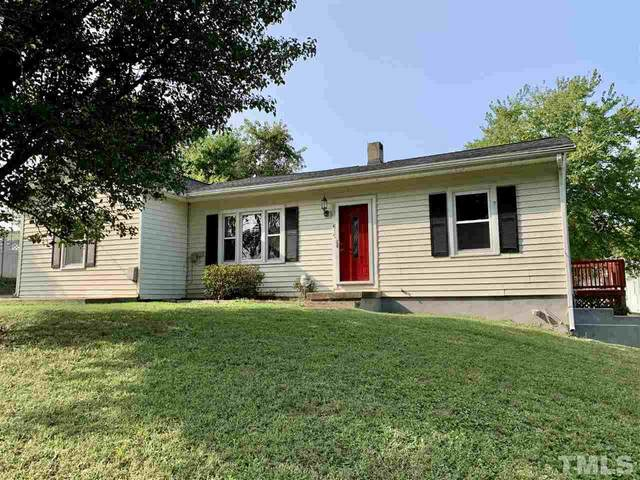 615 Freeland Drive, Hillsborough, NC 27278 (#2343187) :: Triangle Top Choice Realty, LLC