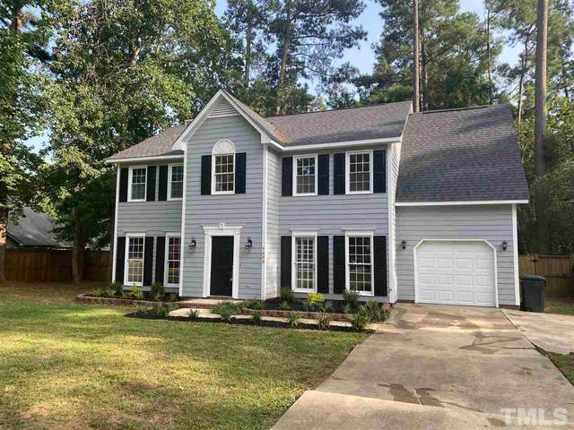 7500 Cape Charles Drive, Raleigh, NC 27617 (#2343191) :: Saye Triangle Realty