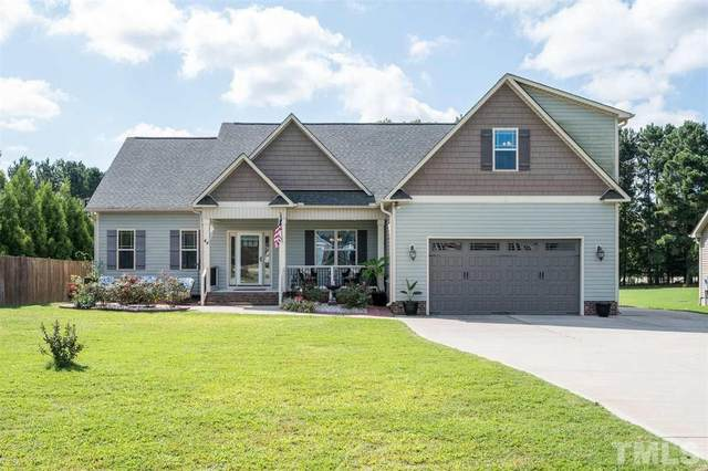 44 Windy Drive, Willow Spring(s), NC 27592 (#2343197) :: Triangle Top Choice Realty, LLC