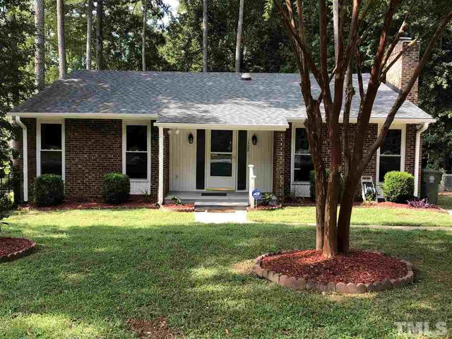 1309 Rothes Road, Cary, NC 27511 (#2343214) :: Dogwood Properties