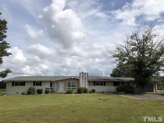 338 Pittman Road, Selma, NC 27576 (#2343229) :: Marti Hampton Team brokered by eXp Realty