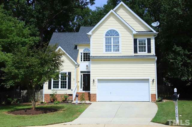 7104 Fugate Court, Raleigh, NC 27617 (#2343235) :: Dogwood Properties