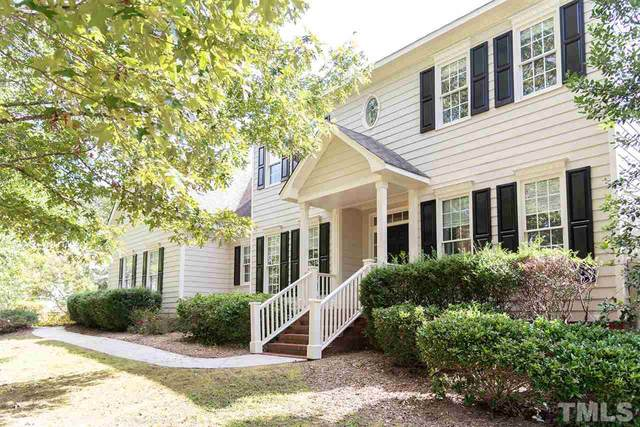 302 Parkridge Drive, Clayton, NC 27527 (#2343239) :: Saye Triangle Realty