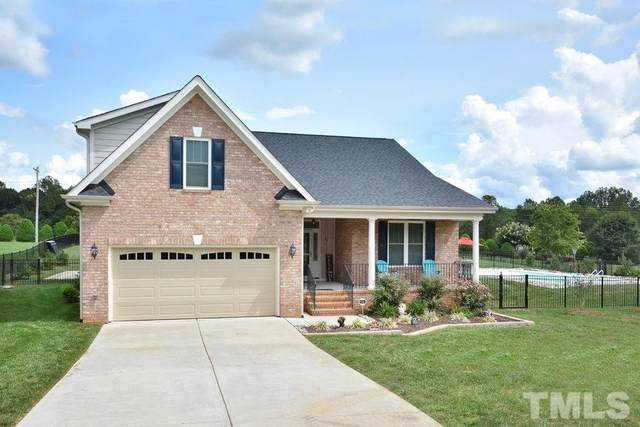 41 S Old Lantern Road, Timberlake, NC 27583 (#2343260) :: Bright Ideas Realty