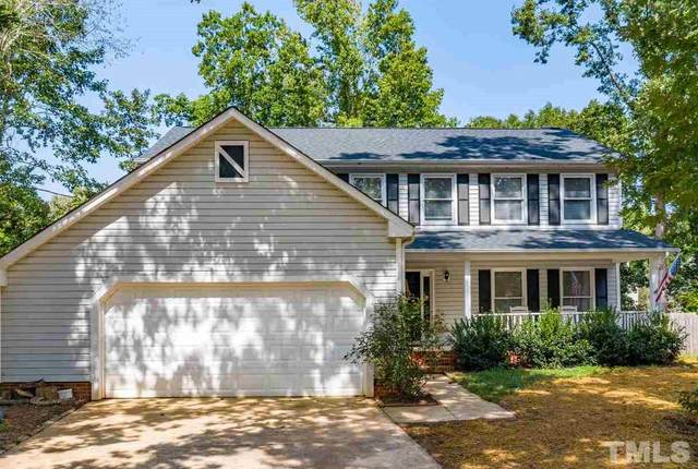 9632 Center Cross Court, Raleigh, NC 27617 (#2343278) :: Saye Triangle Realty