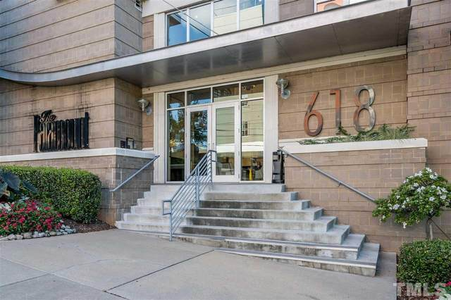 618 N Boylan Avenue #628, Raleigh, NC 27603 (#2343281) :: Real Estate By Design