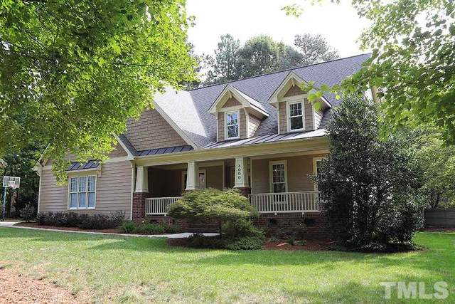 8000 Knebford Circle, Wake Forest, NC 27587 (#2343290) :: Marti Hampton Team brokered by eXp Realty