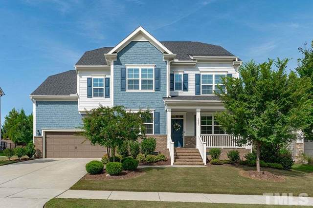 1421 Bond Gardens Road, Cary, NC 27518 (#2343297) :: The Jim Allen Group