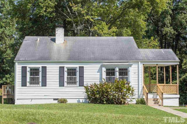 1501 Fairfax Road, Durham, NC 27701 (#2343318) :: Triangle Just Listed