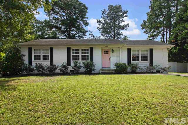 208 Compton Road, Raleigh, NC 27609 (#2343320) :: Bright Ideas Realty