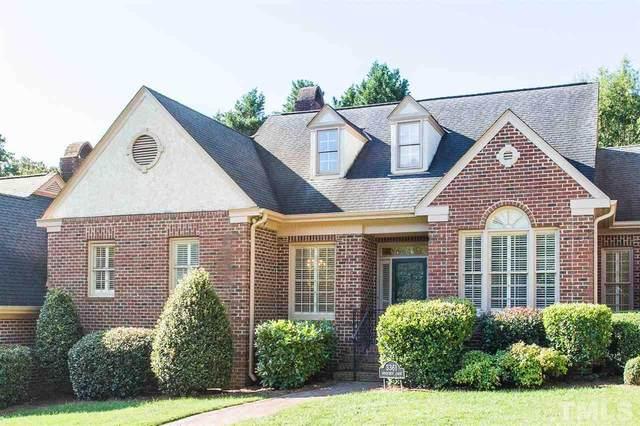 3361 Ridgecrest Court, Raleigh, NC 27607 (#2343330) :: Dogwood Properties