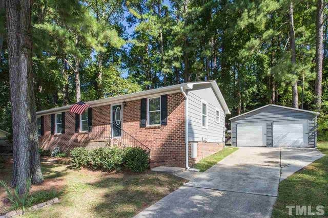 5804 Farm Gate Road, Raleigh, NC 27606 (#2343334) :: Dogwood Properties