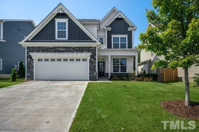 731 Tibumoll Lane, Fuquay Varina, NC 27526 (#2343342) :: Triangle Just Listed