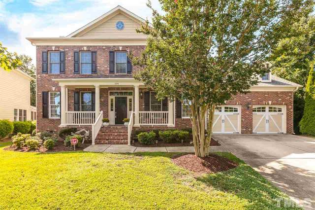 104 Olde Alphe Circle, Cary, NC 27519 (#2343344) :: Realty World Signature Properties
