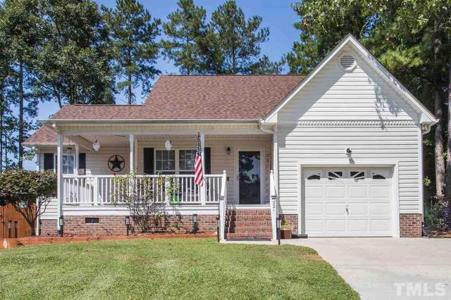 321 Trestlewood Lane, Clayton, NC 27520 (#2343362) :: The Perry Group