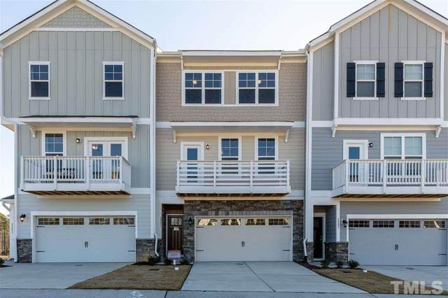 2203 Red Knot Lane #160, Apex, NC 27502 (#2343383) :: Marti Hampton Team brokered by eXp Realty