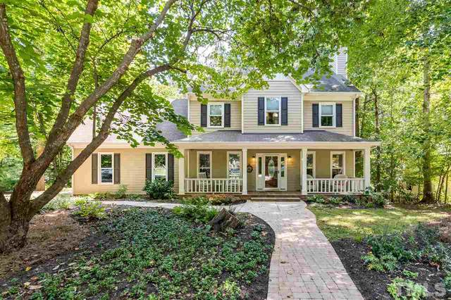 2116 Windy Woods Drive, Raleigh, NC 27607 (#2343397) :: Rachel Kendall Team