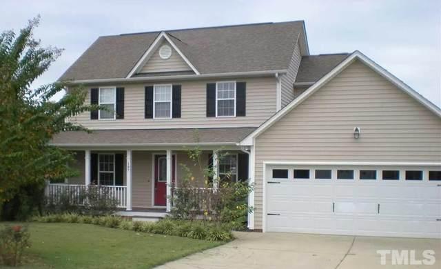 187 Bear Oak Drive, Smithfield, NC 27577 (#2343401) :: Triangle Top Choice Realty, LLC