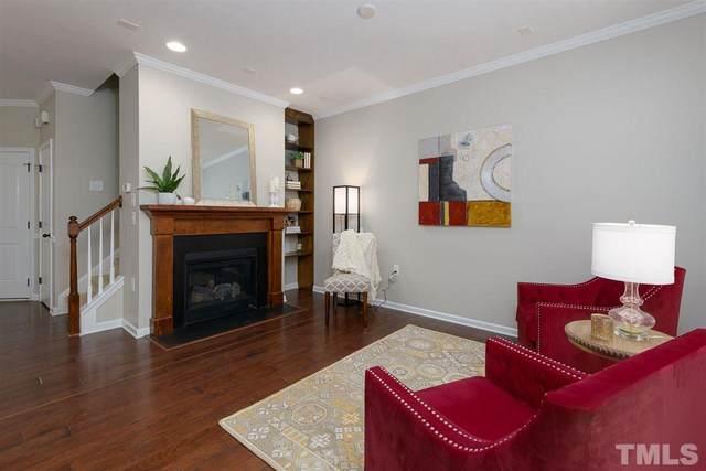 1009 Contessa Drive, Cary, NC 27513 (#2343402) :: Realty World Signature Properties