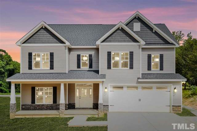 109 W West Lake Drive, Broadway, NC 27505 (#2343423) :: The Jim Allen Group