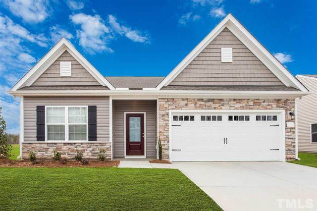 70 Legacy Drive, Youngsville, NC 27596 (#2343443) :: Realty World Signature Properties