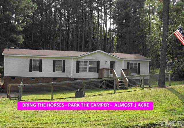 150 Green Valley Drive, Franklinton, NC 27525 (#2343459) :: The Jim Allen Group