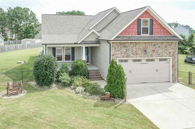 10 Ferntree Lane, Youngsville, NC 27596 (#2343460) :: Marti Hampton Team brokered by eXp Realty