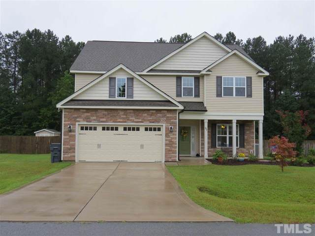 97 Mary Meadows Lane, Clayton, NC 27520 (#2343487) :: Marti Hampton Team brokered by eXp Realty