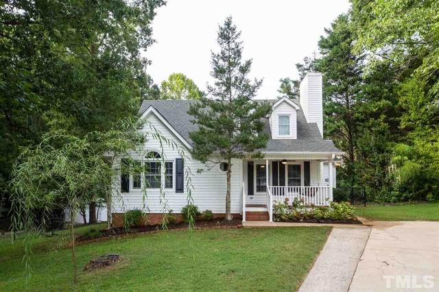 609 Jamie Court, Hillsborough, NC 27278 (#2343511) :: Rachel Kendall Team