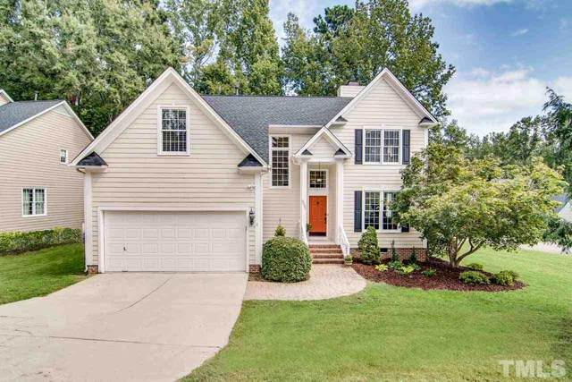 3502 Shady Creek Drive, Durham, NC 27713 (#2343514) :: Triangle Just Listed