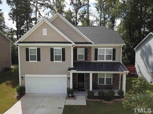 504 Mt Carmel Road, Knightdale, NC 27545 (#2343521) :: Sara Kate Homes