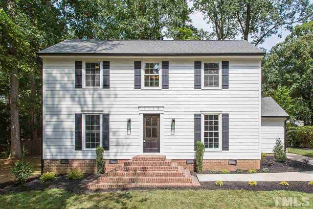 1113 Steinbeck Drive, Raleigh, NC 27609 (#2343526) :: Bright Ideas Realty