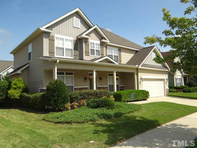 207 Buck Johnson Street, Fuquay Varina, NC 27526 (#2343535) :: Raleigh Cary Realty