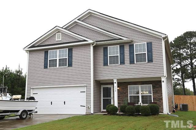 613 Quail Court, Creedmoor, NC 27522 (#2343537) :: Marti Hampton Team brokered by eXp Realty
