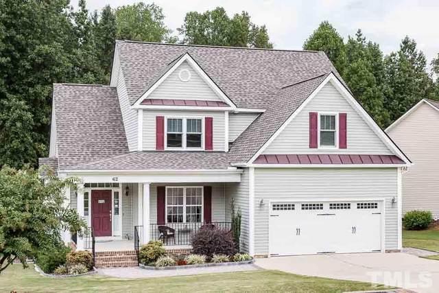 62 Meredith Court, Garner, NC 27529 (#2343543) :: Realty World Signature Properties