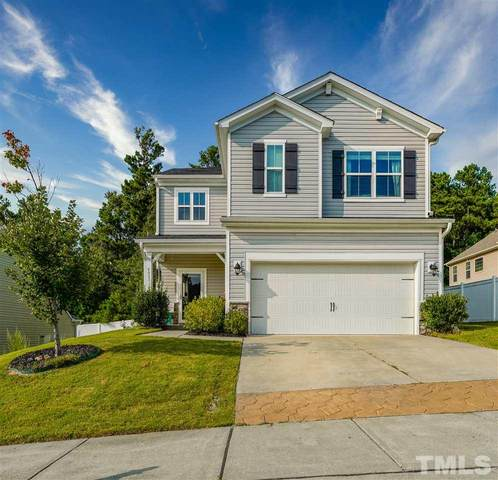 4027 White Kestrel Drive, Raleigh, NC 27616 (#2343556) :: Triangle Just Listed