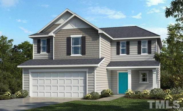 695 Purple Aster Drive, Youngsville, NC 27596 (#2343570) :: The Jim Allen Group