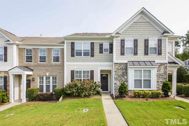100 Stratford Lakes Drive #103, Durham, NC 27713 (#2343586) :: Realty World Signature Properties