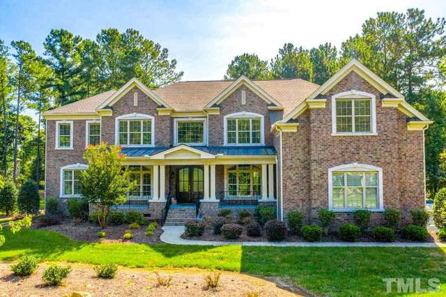 2209 Wood Cutter Court, Raleigh, NC 27606 (#2343596) :: Saye Triangle Realty