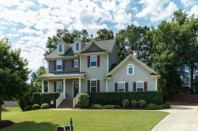 4020 Pheasant Tail Court, Wake Forest, NC 27587 (#2343599) :: Realty World Signature Properties