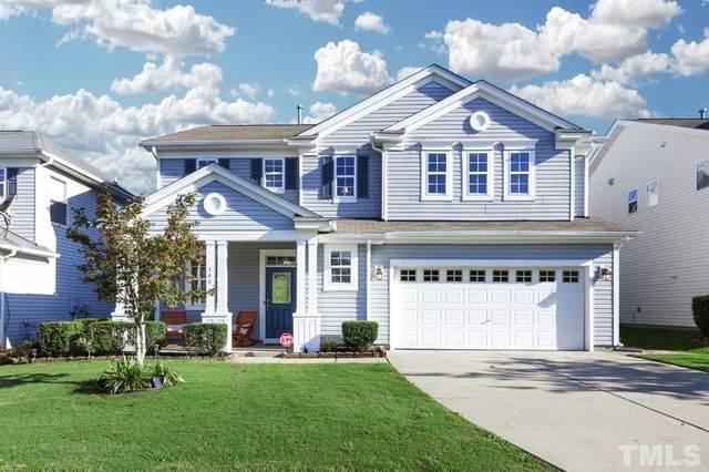 340 Edgecroft Way, Fuquay Varina, NC 27526 (#2343611) :: Masha Halpern Boutique Real Estate Group