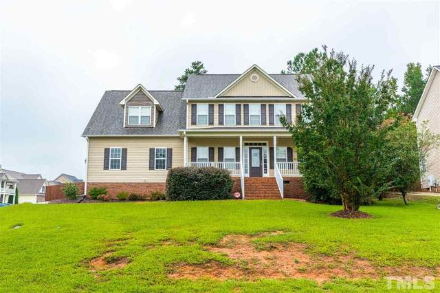 22 Winding Oak Way, Clayton, NC 27520 (MLS #2343613) :: The Oceanaire Realty