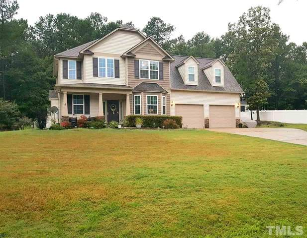 138 Tramway Circle, Angier, NC 27501 (#2343619) :: Triangle Top Choice Realty, LLC