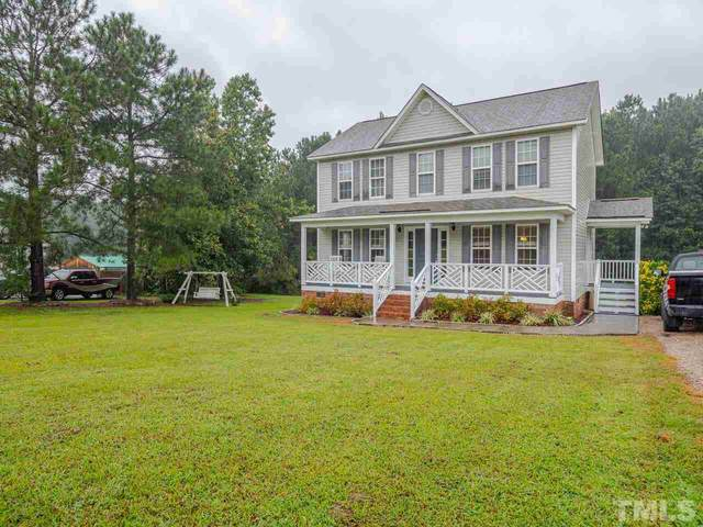 414 Coharie Lane, Wendell, NC 27591 (#2343621) :: The Results Team, LLC