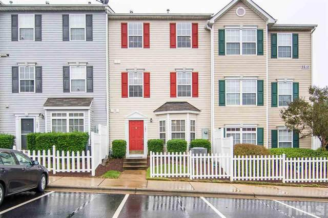 2610 Ivory Run Way #101, Raleigh, NC 27603 (#2343632) :: The Perry Group