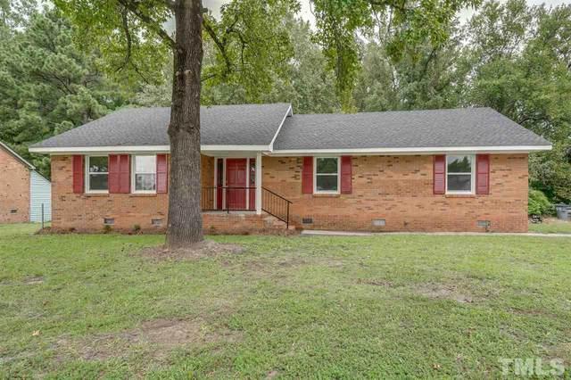 1632 Vernon Road, Rocky Mount, NC 27803 (#2343646) :: Classic Carolina Realty
