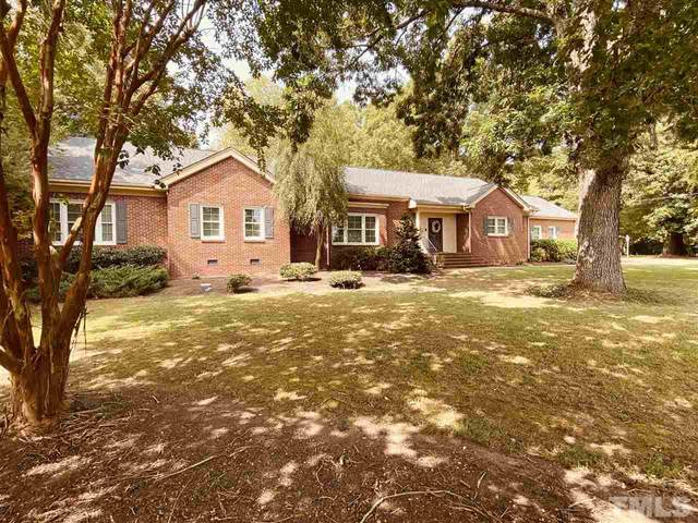 221 Ridge Road, Roxboro, NC 27573 (#2343651) :: Marti Hampton Team brokered by eXp Realty