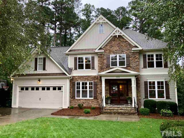 105 Witham Court, Holly Springs, NC 27539 (#2343654) :: The Jim Allen Group