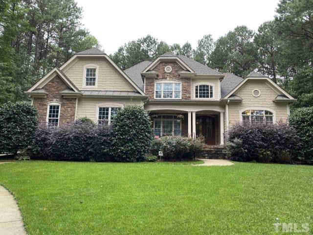 7301 Ridgeline Drive, Raleigh, NC 27613 (#2343655) :: Marti Hampton Team brokered by eXp Realty
